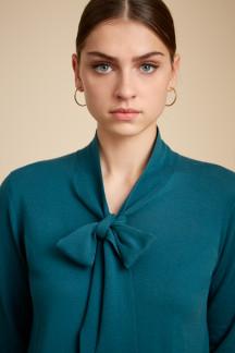 Ellen Bow Top Cottonclub