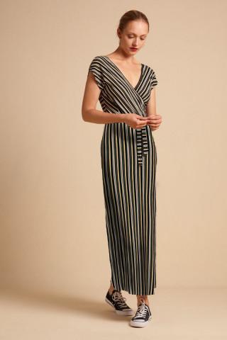 Mira Dress Maxi Gelati