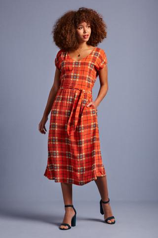 Vera Dress Loose Fit Sinclair