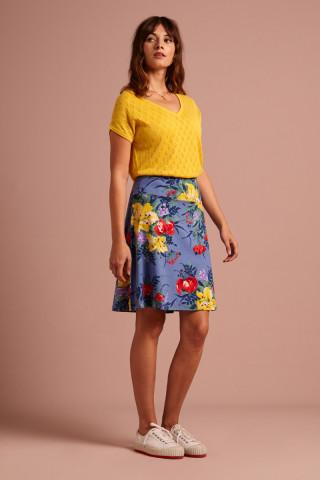 Border Skirt Gladioli