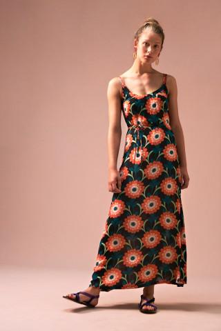 Allison Maxi Dress Arancino
