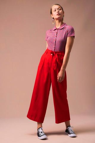 Ava Pants Uni Tencel Woven