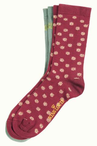 Socks 2-Pack Orbit