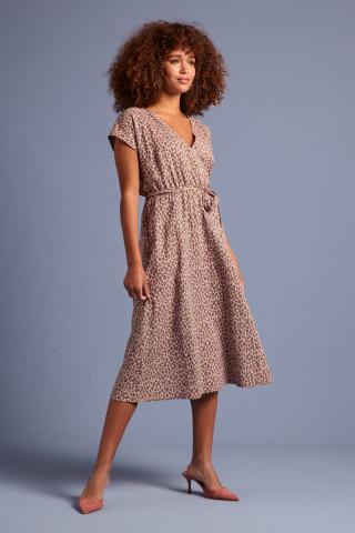 Doris Dress Panthera