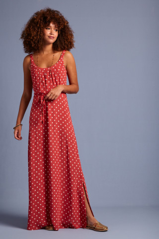 Allison Maxi Dress Pablo