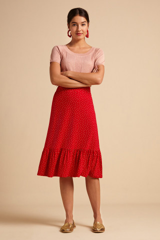 Esme Skirt Little Dots