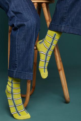 Socks 2-Pack Madras