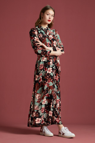 Rosie Dress Maxi Lilo