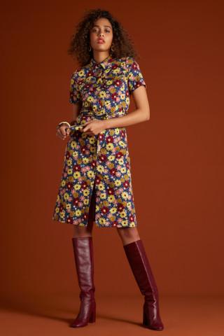 Katy Dress Fortuna