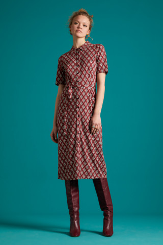 Rosie Slim Fit Dress Mallory