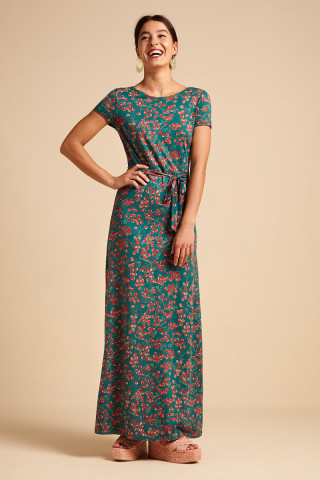 Sally Maxi Dress Touche