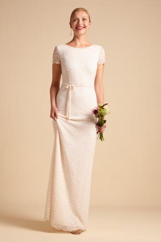 Sally Wedding Dress Dentelle