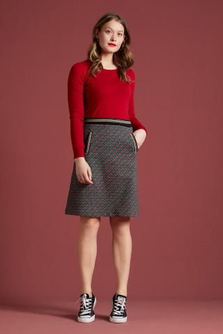 Davis Skirt Pastille