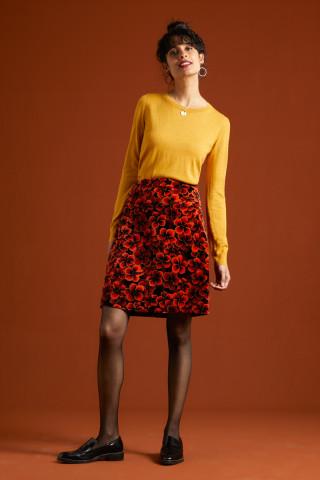Border Skirt Ceylon