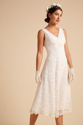 Ginger Wedding Dress Venise