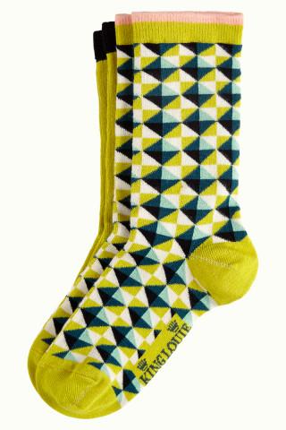 Socks 2-Pack Harlequin