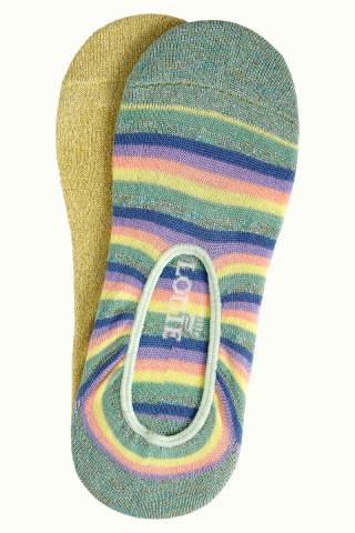Footies 2-Pack Dream Stripe