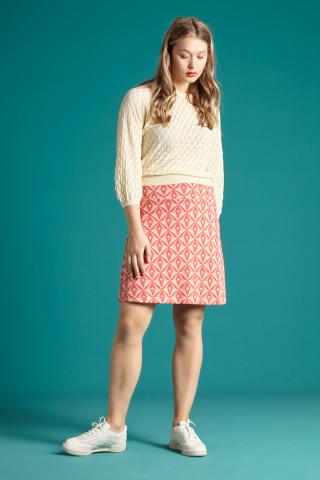 Border Skirt Odette