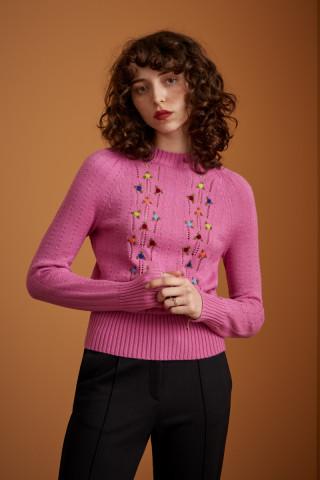 Emma Sweater Toffee