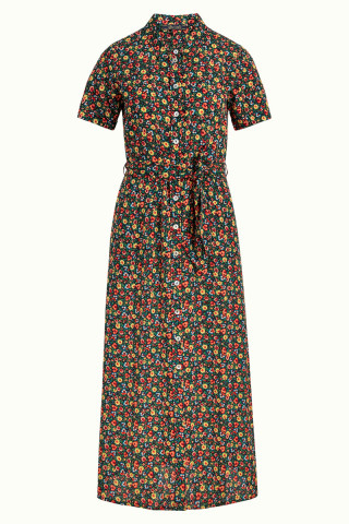 Rosie Midi Dress Castellana