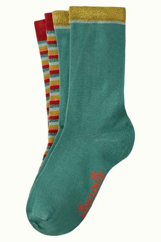 Socks 2-Pack Flatliner