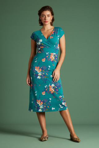 Lot Midi Dress Pomona