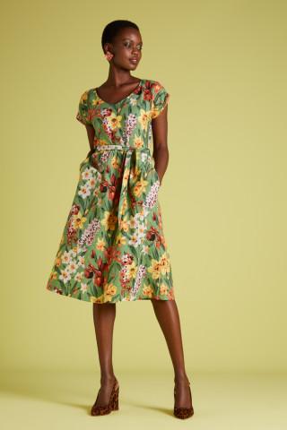 Vera Loose Fit Dress Tula