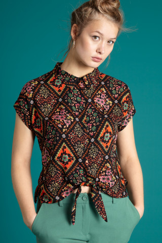 Knot Blouse Lynch