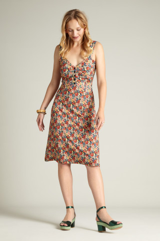 Carine Dress Santa Rosa