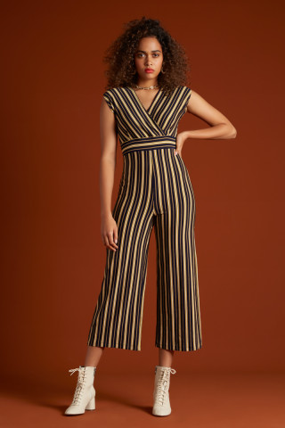 Lot Jumpsuit Gonzalez Stripe