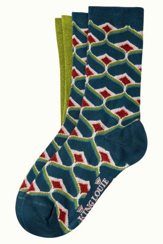 Socks 2-Pack Spades