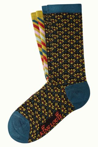 Socks 2-Pack Afternoon