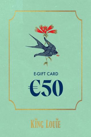 King Louie Gift Card 25.00