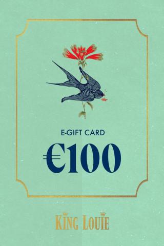 King Louie Gift Card 100.00