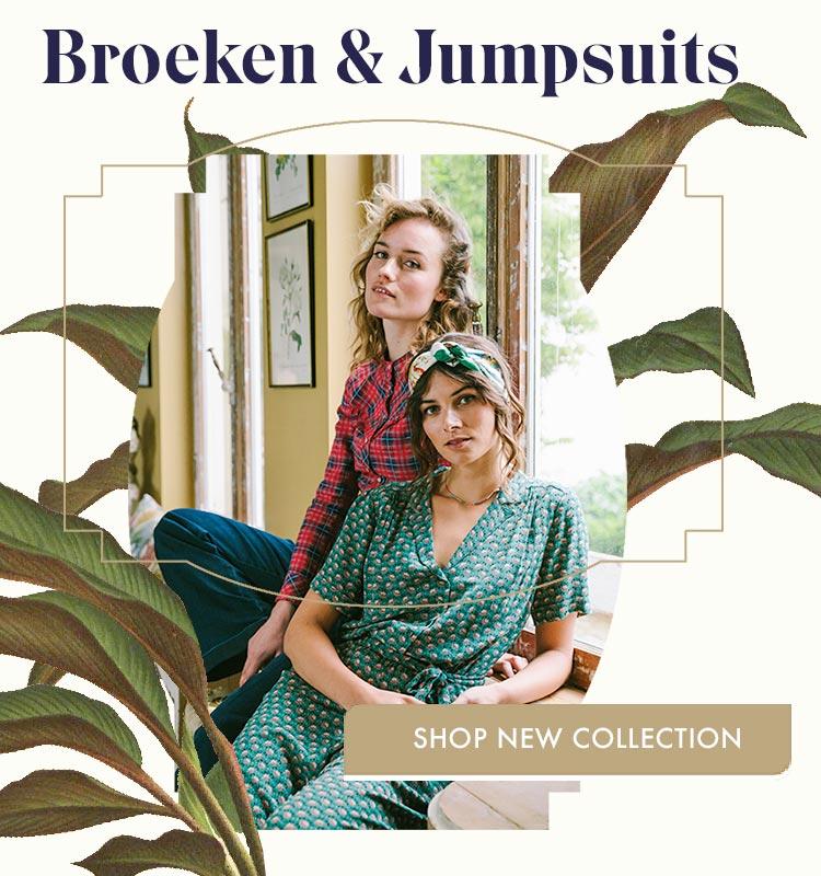 broeken en jumpsuits
