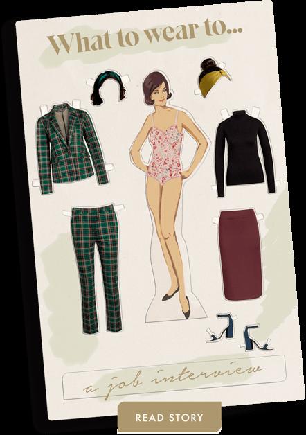 What to wear to....sollicitatie