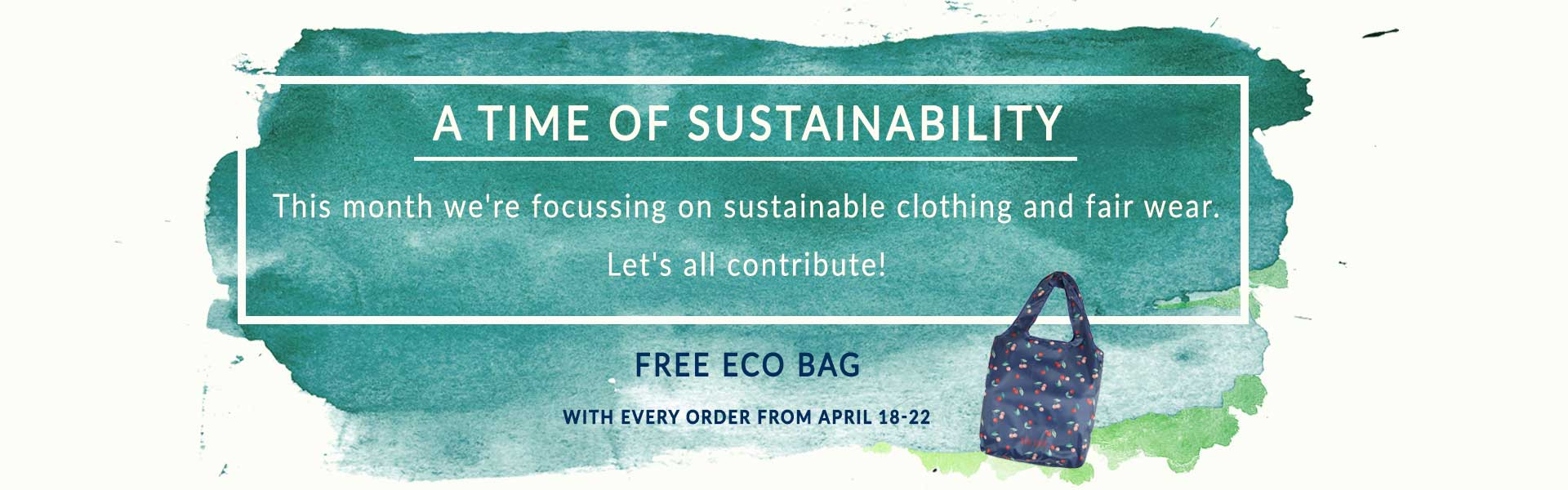 Sustainable collection
